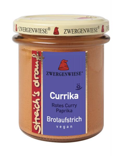 *Bio streich´s drauf Currika (160 g) Zwergenwiese