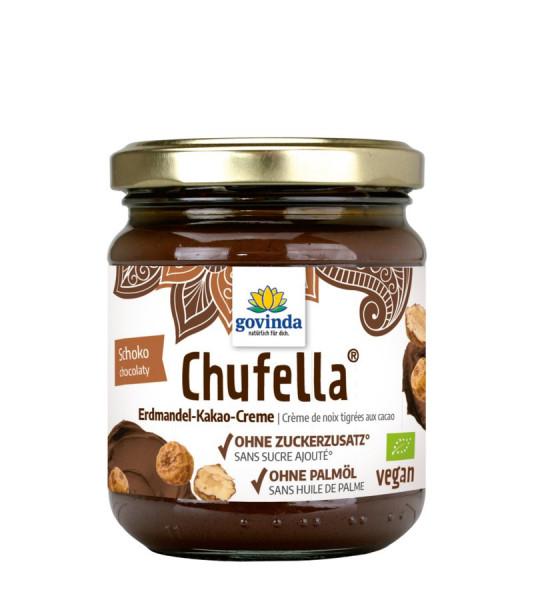 *Bio Chufella Erdmandel-Kakao-Creme (220g) Govinda