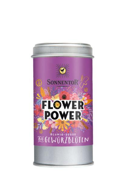 *Bio Flower Power Gewürzblüten, Streudose (40g) Sonnentor