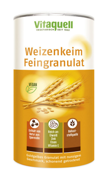 Weizenkeim Feingranulat (250g) Vitaquell