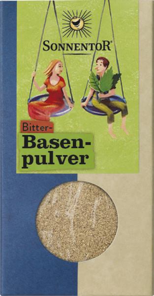 *Bio Bitter-Basengewürzpulver, Packung (60g) Sonnentor
