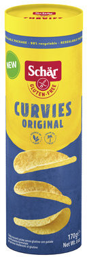Curvies Original (170g) Schär