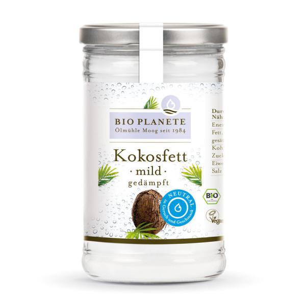 *Bio Kokosfett mild gedämpft (950ml) BIO PLANÈTE