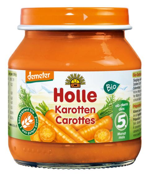 *Bio Karotten (125g) Holle