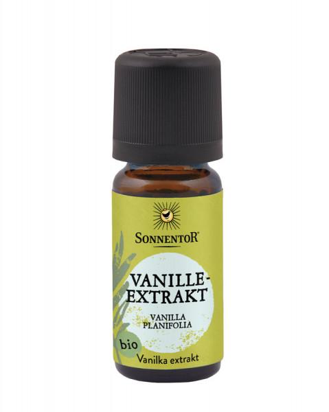 *Bio Vanille-Extrakt ätherisches Öl (10ml) Sonnentor