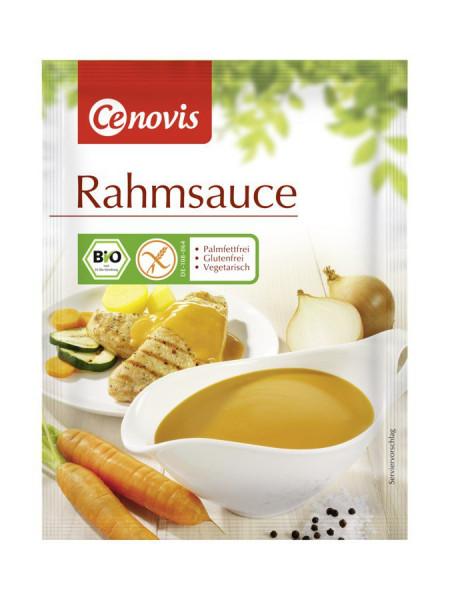 *Bio Rahmsauce, bio (40g) Cenovis
