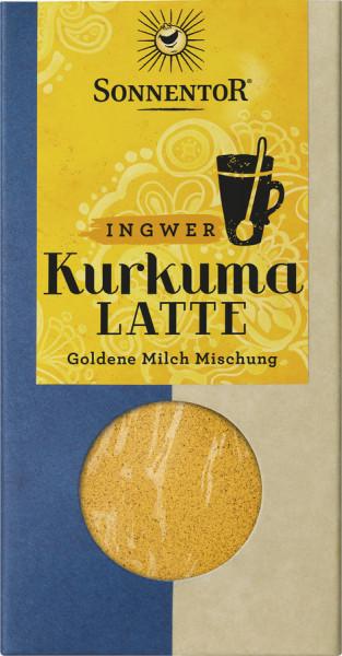 *Bio Kurkuma Latte Ingwer, Packung (60g) Sonnentor