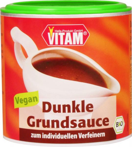 *Bio Dunkle Grundsauce (125g) VITAM