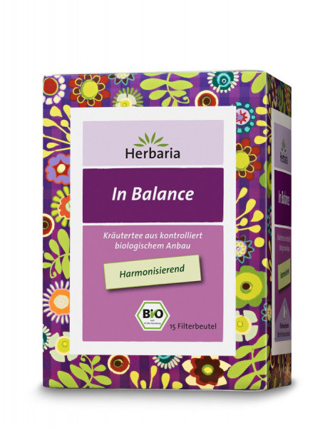 *Bio In Balance Tee bio 15 FB (24g) HERBARIA
