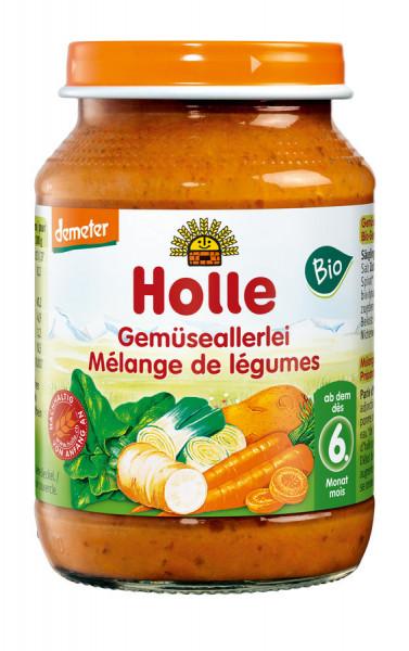 *Bio Gemüseallerlei (190g) Holle