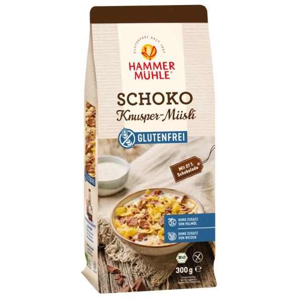 *Bio Bio Schoko Knusper-Müsli gf (300g) Hammermühle
