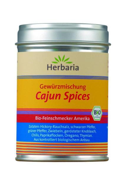 *Bio Cajun Spices bio M-Dose (80g) HERBARIA