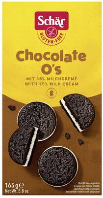 Chocolate O's (165g) Schär