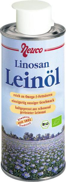 *Bio Leinöl, bio (250ml) Neuco
