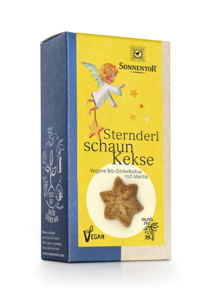 *Bio Sternderl schaun Kekse, Packung (125g) Sonnentor