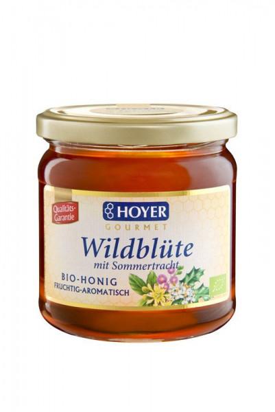 *Bio Wildblütenhonig (500g) Hoyer