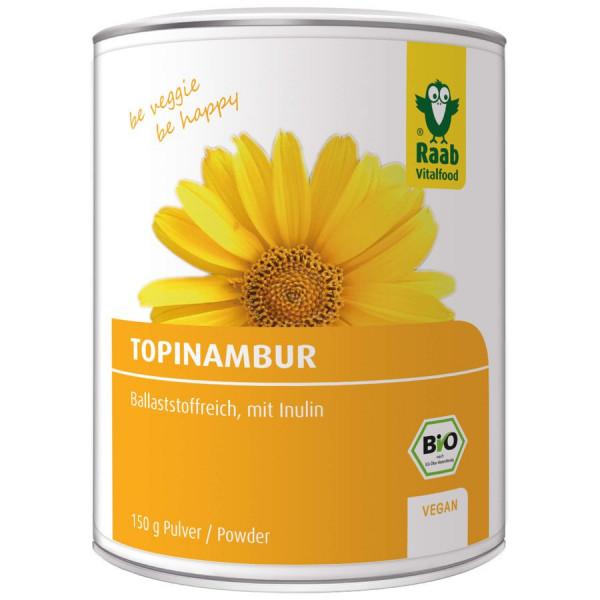*Bio Bio Topinamburpulver, 150g (150g) Raab Vitalfood