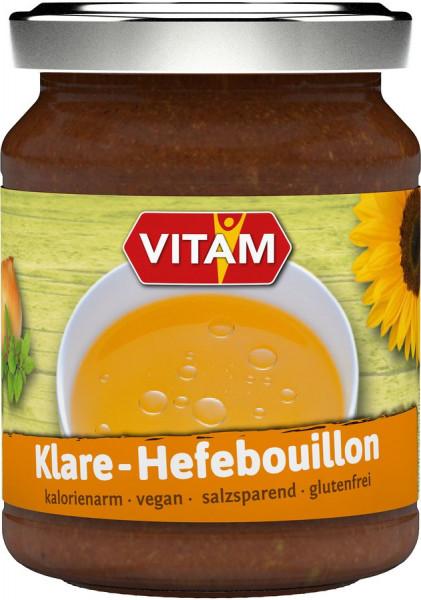 Klare Hefebouillon, pastös (175g) VITAM