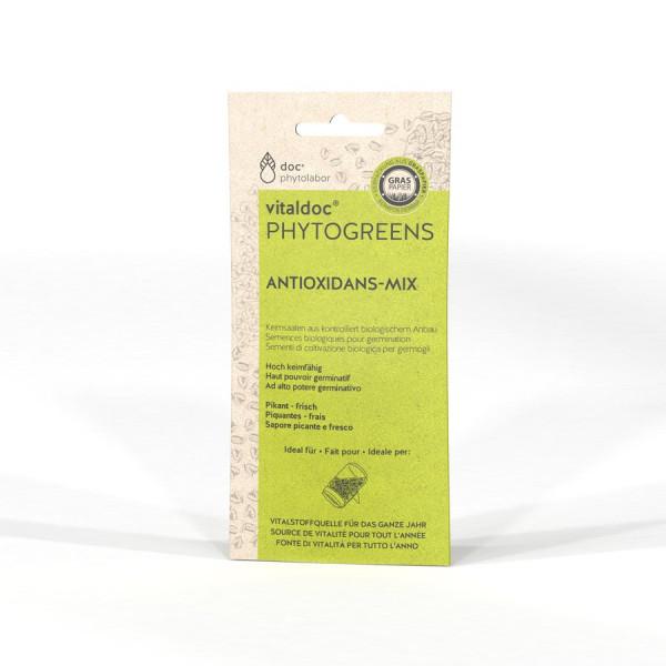 *Bio Antioxidans-Mix - 60g - vitaldoc® PHYTOGREENS