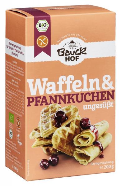 *Bio Waffeln & Pfannkuchen glutenfrei Bio (200g) Bauckhof