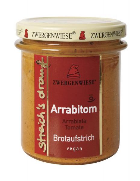 *Bio streich´s drauf Arrabitom (160 g) Zwergenwiese