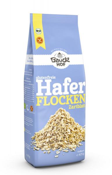 *Bio Haferflocken Zartblatt glutenfrei Bio (425g) Bauckhof