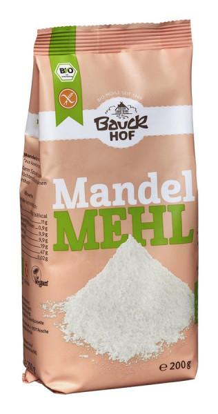 *Bio Mandelmehl glutenfrei Bio (200g) Bauckhof