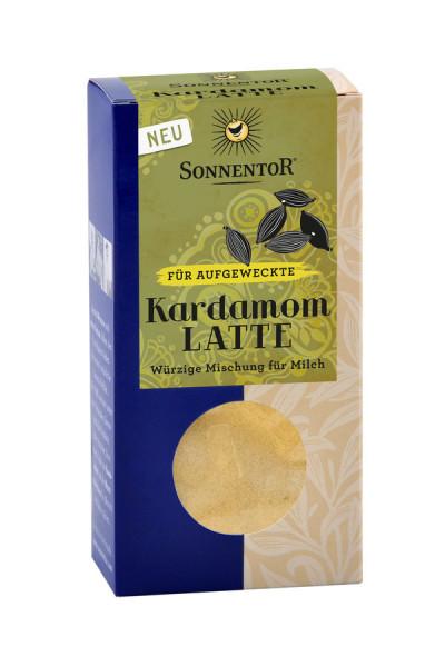 *Bio Kardamom Latte, Packung (45g) Sonnentor