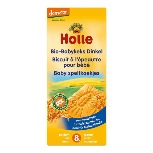 *Bio Bio-Babykeks Dinkel (150g) Holle