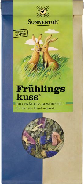 *Bio Frühlingskuss® Kräutertee lose (80g) Sonnentor
