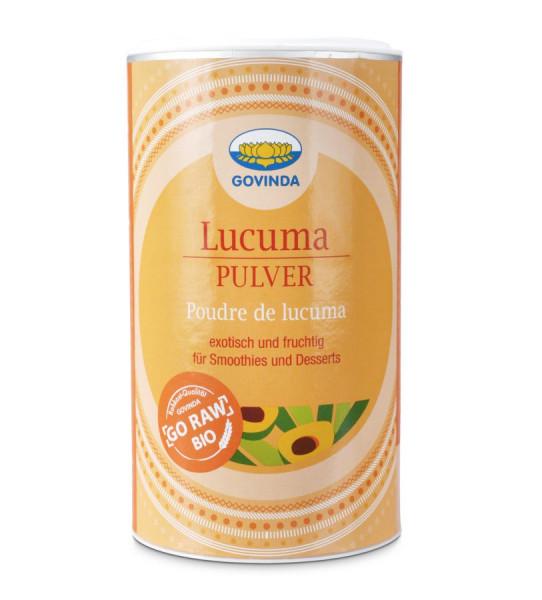 *Bio Lucuma Pulver (200g) Govinda