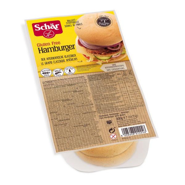 Gluten Free Hamburger (300g) Schär