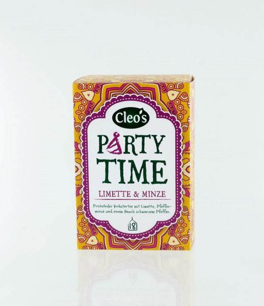 *Bio Party Time (18 x 1,5g) Cleo's