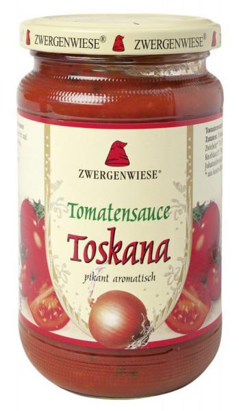 *Bio Tomatensauce Toskana (340ml) Zwergenwiese