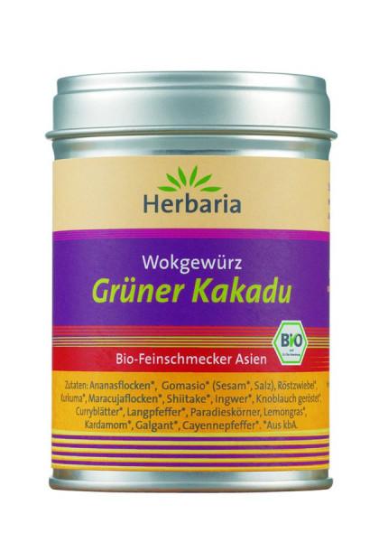 *Bio Grüner Kakadu bio M-Dose (85g) HERBARIA