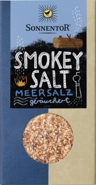 *Bio Smokey Salt, Packung (150g) Sonnentor