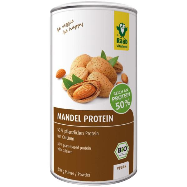 *Bio Bio Mandelprotein (200g) Raab Vitalfood
