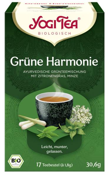 *Bio Yogi Tea® Grüne Harmonie Bio (17x1,8g) Yogi Tea®, Yogi Tea GmbH