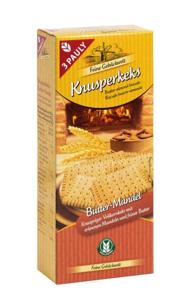 Butter-Mandel Knusperkeks (150g) 3PAULY