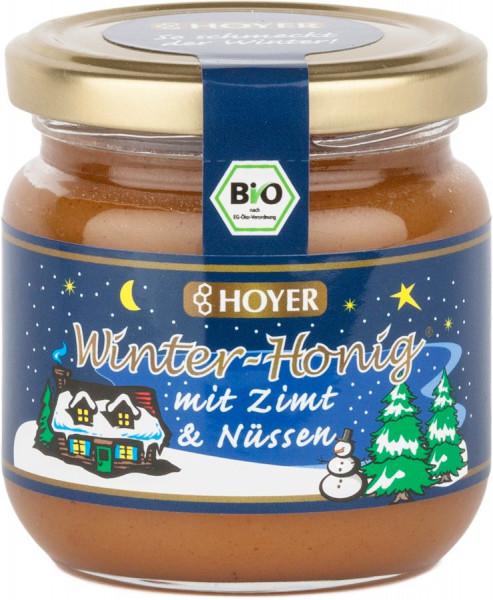 *Bio Winter Honig Zimt u. Nüsse (250g) Hoyer