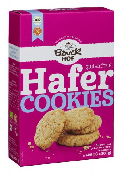*Bio Hafer Cookies glutenfrei Bio (400g) Bauckhof