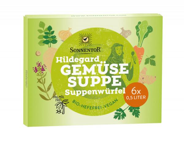*Bio Gemüse Suppenwürfel Hildegard (60g) Sonnentor