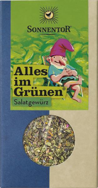 *Bio Alles im Grünen® Salatgewürz, Packung (15g) Sonnentor