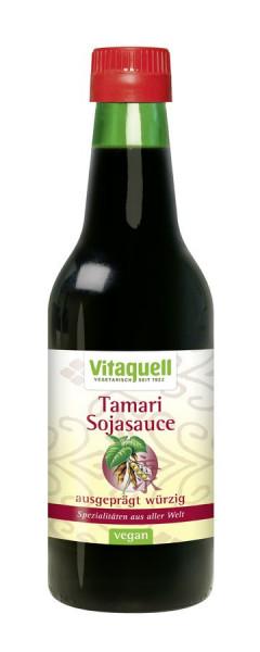*Bio Soja-Sauce Tamari Bio (250ml) Vitaquell