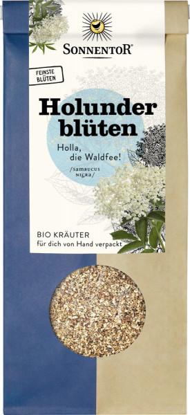 *Bio Holunderblüten lose (80g) Sonnentor