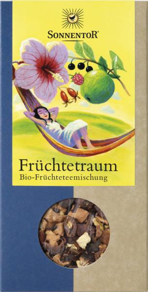 *Bio Früchtetraum Tee lose (100g) Sonnentor