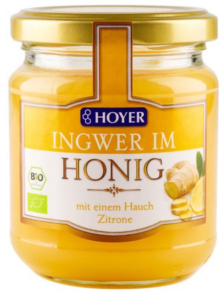 *Bio Ingwer im Honig (250g) Hoyer