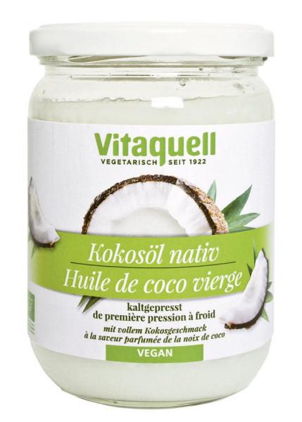 *Bio Bio Kokosöl nativ (430ml) Vitaquell