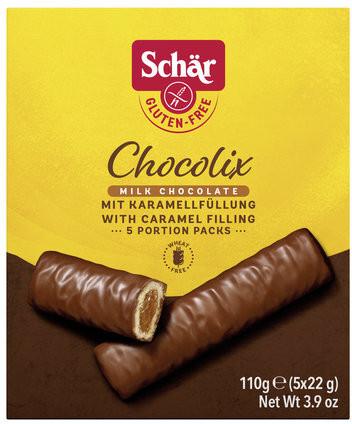 Chocolix (110g) Schär
