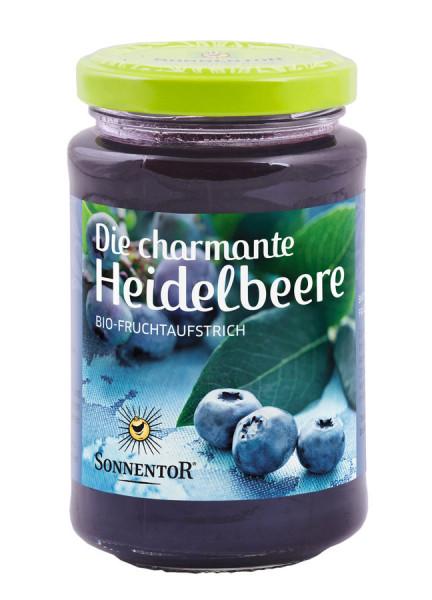 *Bio Die charmante Heidelbeere Fruchtaufstrich (250g) Sonnentor